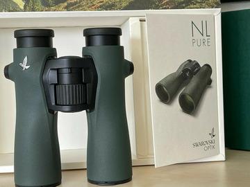 Swarovski NL Pure 12x42 - Neuheit! -1800 EUR