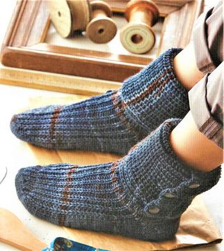 Socken-Kollektion Wärmetausch